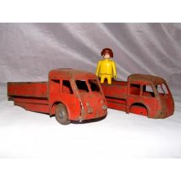 Ancien Non Au Dépôt Toys Tole Norev Joustra Jouet Camions 2 Dinky EH92IDW