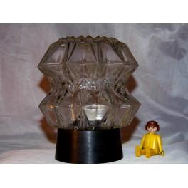 Plafonnier vintage lustre scandinave retro bakelite
