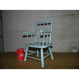 Chaise poupée vintage fauteuil scandinave jouet années 50