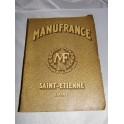 Catalogue MANUFRANCE 1950 jouet, mobylette, voiture à pédales, vélo vintage , photo, horlogerie