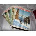lot 12 CHASSEURS FRANCAIS de 1961 collection complete manufrance
