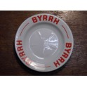 Soucoupe ramasse monnaie Cendrier publicitaire BYRRH moulin des loups bistro café objet rétro