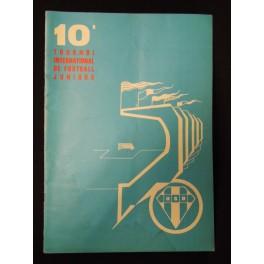 USD DUNKERQUE 1978 programme football avec ticket entrée vintage