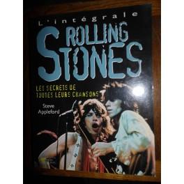 ROLLING STONES l'intégrale des secrets de toutes leurs chanson mick Jagger velvet