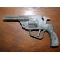 Jouet ancien SOLIDO pistolet cow boy revolver enfant années 60