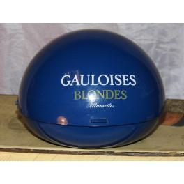 Présentoir vintage GAULOISES sucrier publicitaire distributeur allumettes bar tabac