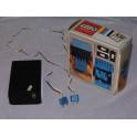 Légo 101 boite origine et cable Légo system telecommande réseau train vintage jouet ancien complet