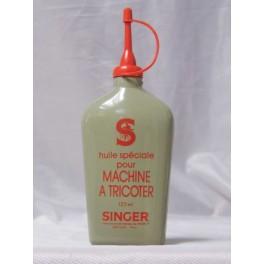 Burette Huile SINGER machine à coudre et tricoter