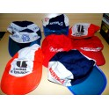 lot casquettes tour de france velo bicyclette