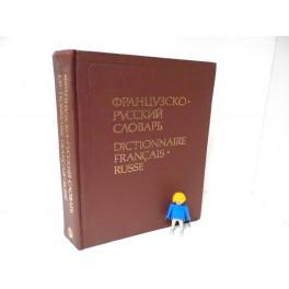 livre dictionnaire francais russe de A à Z
