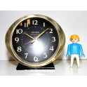 reveil horloge pendule horlogerie vintage années 60
