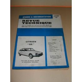 Citroen gs garage VOITURE ANCIENNE VINTAGE