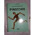 Livre Pinocchio edition Grund paris 1958