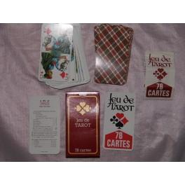 Jeu de tarot  jeu de cartes divinatoire