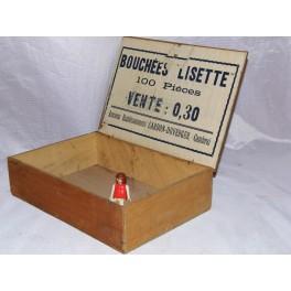 boite ancienne caisse chocolat cardon d co cuisine au d p t d 39 achille. Black Bedroom Furniture Sets. Home Design Ideas