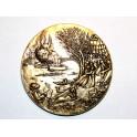 Medaille bronze LA MARNE monnaie de Paris DAUPHIN