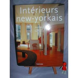 livre interieurs new yorkais ETATS UNIS TASCHEN