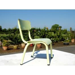 Chaise enfant vintage fauteuil jouet chambre bureau scolaire année 60