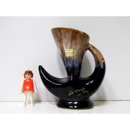 vase moderne gres flammes objet souvenir